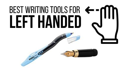 Fountain Pens for Left Handers