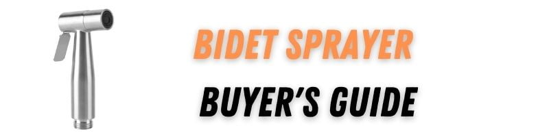 How to Select the Best Handheld Bidet Sprayer for Toilet?